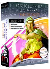 enciclopedia universal micronet 2011