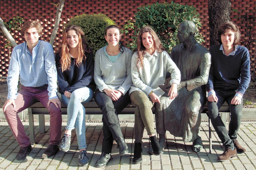 El cole que convierte a sus alumnos en voluntarios de causas ...