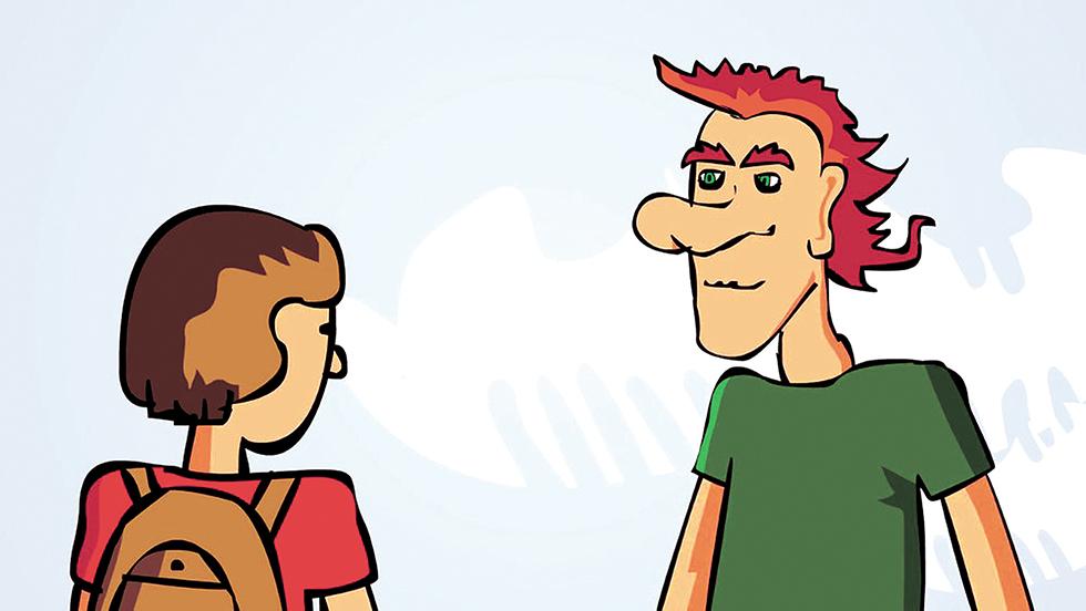 Dibujos Animados Para Aprender Física Y Matemáticas