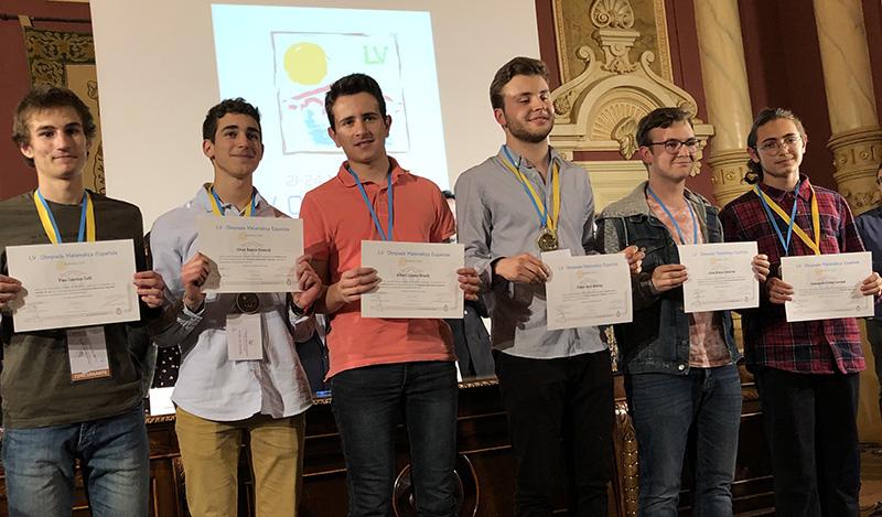 Seis oros españoles buscan la medalla en la Olimpiada Internacional de Matemática - Magisnet