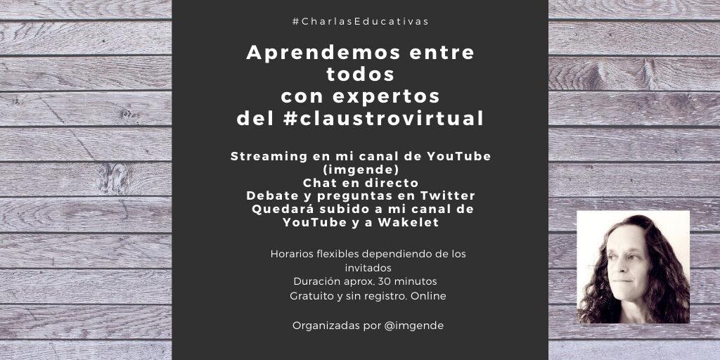 Resultado de imagen de #charlaseducativas