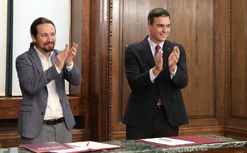 Derogación de la Lomce, coeducación y Educación afectivo-sexual, principales ejes del acuerdo PSOE-UP